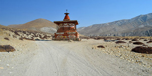 read about Upper Mustang Forbidden Kingdom of Nepal