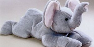 read about Elephant Stuffed Animal and the History of Soft Toys