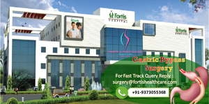 read about Gastric Bypass Surgery at Fortis Health Care in Mumbai