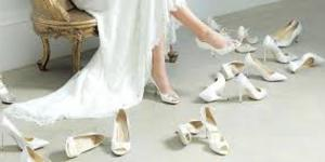 read about Flat bridal shoes for fashion & comfort