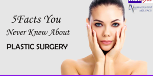 read about Five Facts You Never Knew About Plastic Surgery