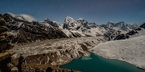 read about Everest Gokyo lakes trek