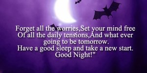 read about Good Night Images - Let The Tiredness Leave You