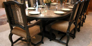 read about Choosing Your Dining Table