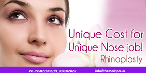 read about Nose Job For Getting Proportionate Shape of Nose And Correction Of Air