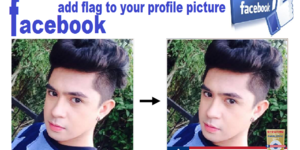 read about Facebook update: Do you want to add a flag to your profile picture?