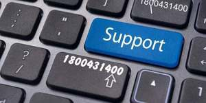 MCAFEE TECHNICAL SUPPORT NUMBER  1800\\431\\400