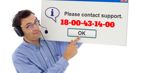 read about windows  support toolfree number @@1800-431-400&&