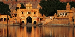 read about Golden Triangle Tour With Pushkar and Ajmer