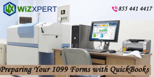 read about Preparing Your 1099 Forms with QuickBooks