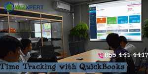 read about Time Tracking with QuickBooks
