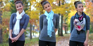 read about How Can You Be Able To Know The Quality Of Pashmina Scarf?