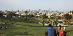 read about San Francisco Parks alliance