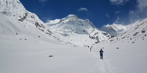 read about Trek To Annapurna Base Camp