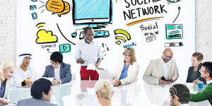 read about  Tech Tip - How to Get Started With Social Media