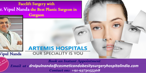 read about Experience Hassle Free Facelift Surgery with Dr. Vipul Nanda
