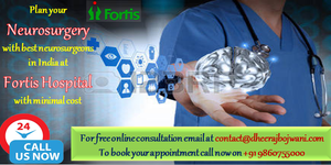 read about Best Neurosurgeons & Hospitals in India at affordable cost