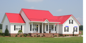 read about How A Metal Roof Is Made, Installed And Maintained.