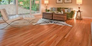 read about Four vital factor for best Hardwood Floor Refinishing at your office