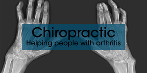 read about How chiropractic care helps Arthritis patients.