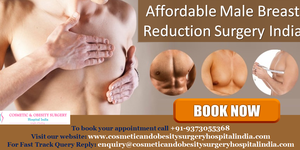 read about Get affordable Male Breast Reduction Surgery India