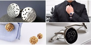 read about How And When To Wear Cufflinks