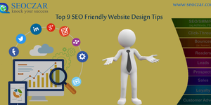 read about Top 9 SEO Friendly Website Design Tips