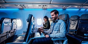 read about Get the best deals with online flight booking