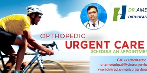 read about Dr. Ameet Pispati Providing Best Orthopedic Care To Patients Worldwide