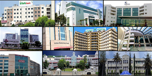 read about Which is the top 10 best hospitals in India ?