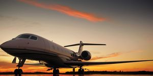 read about Top 5 Special Occasions to Charter a Private Jet in London