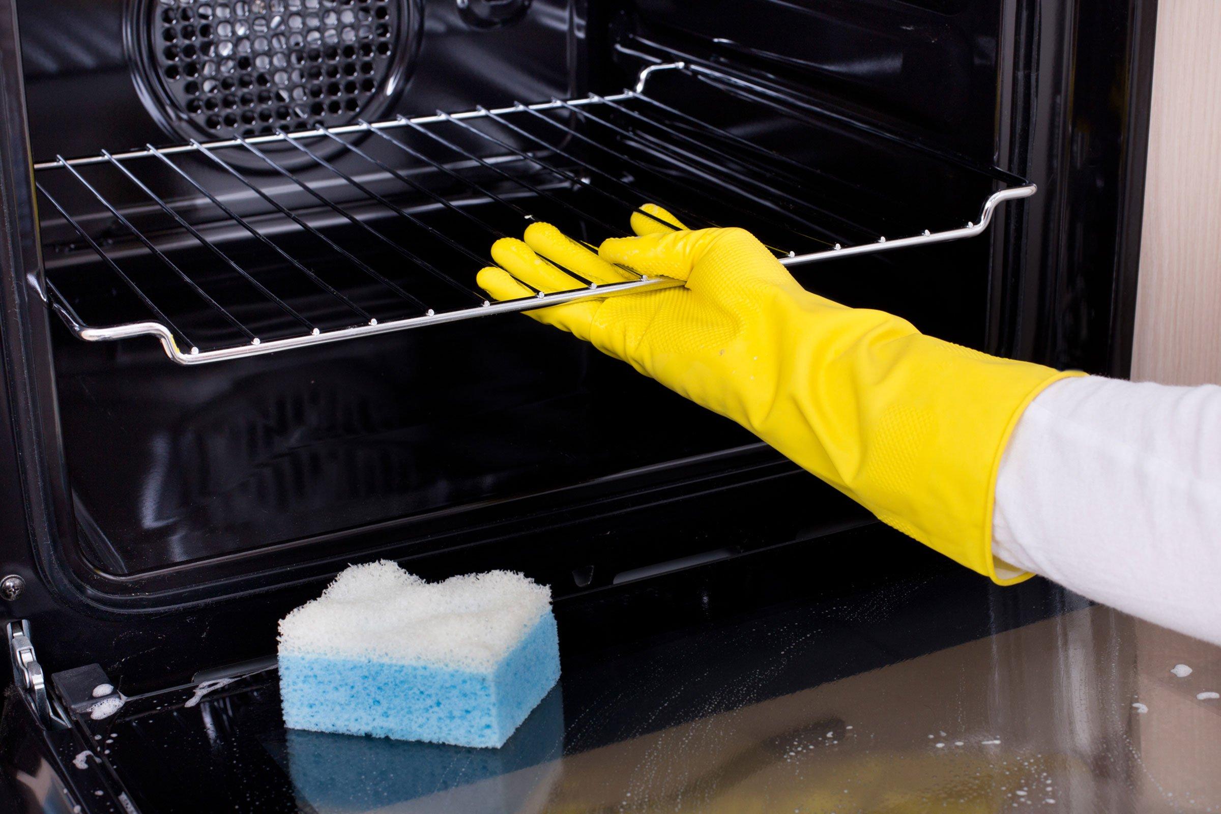 Как почистить печь в домашних условиях быстро и эффективно 848