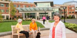 read about Opting The Right Elder Care Center for your parents