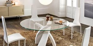 read about A Buyer's Guide To The Dining Room Table Sets