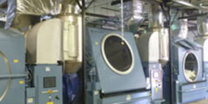 read about Industrial Laundry Equipment for Communal Laundries in the Housing Sec