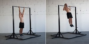 Chin up bar The Gym you only need