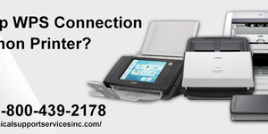 read about How to Setup WPS Connection in Canon Printer?
