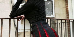 Kilts For Women - Who says kilts are just for the boys?