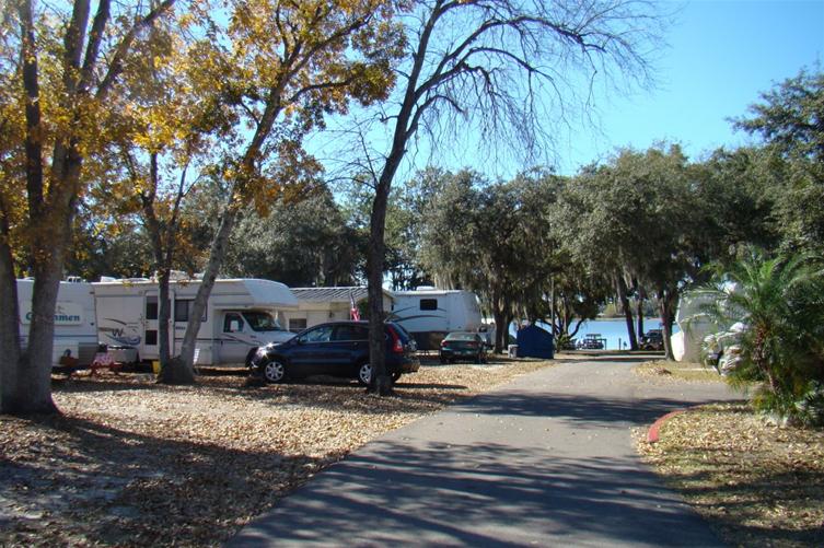 Paradise Island Campground Haines City Fl