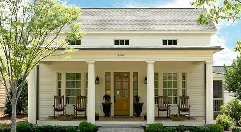 Inspiration for Homes at The Legacy at Cary Creek