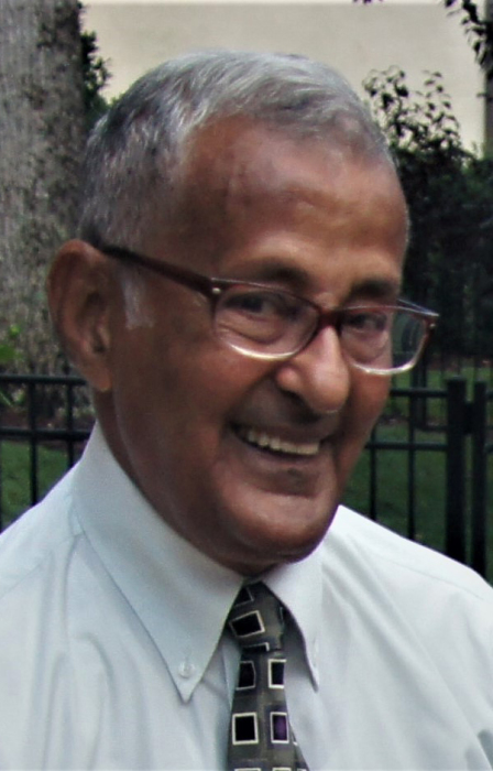 Obituary For Virendra Jethalal Patel L Harold Poole