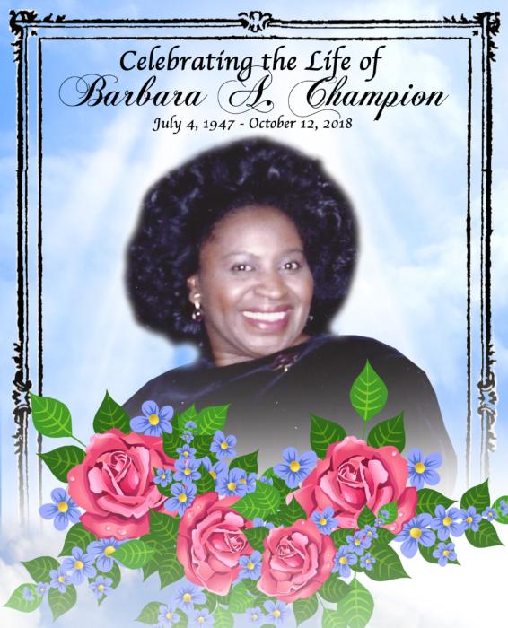Barbara Champion nude 411