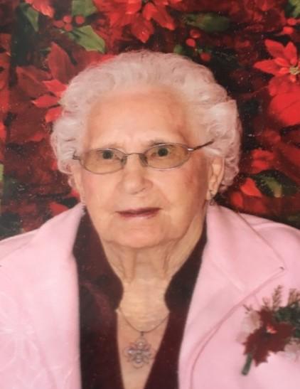 Obituary for Lillian Johannesson | Tompkins Funeral Home