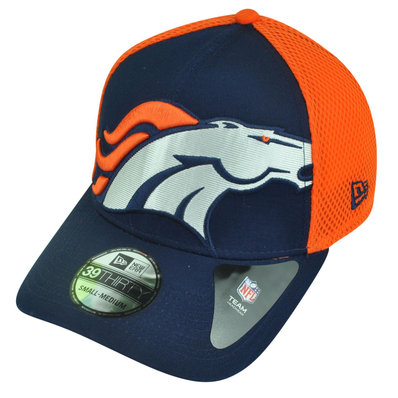 3526ba043bae02 ... Neo Hat Cap. Description. New Era New Era NFL New Era 3930 Denver  Broncos Flex Fit Medium Large Logo Blimp