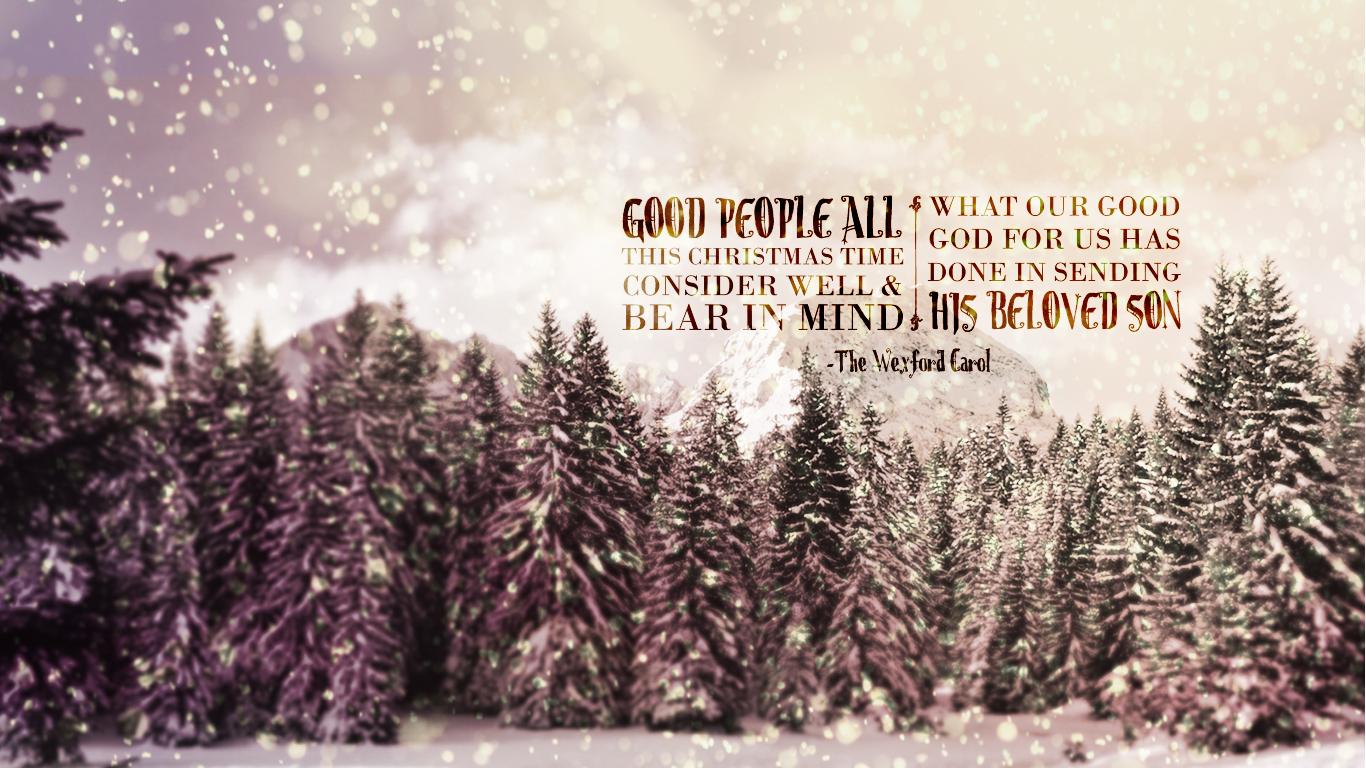 Free Desktop Wallpaper Calendars: December 2013 | Christ Church ...