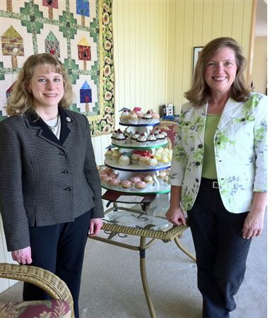 Each April, WAAT hosts Just Desserts, an annual fundraiser for the Washburn Women's Alliance Scholarship Fund.