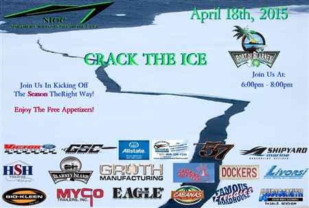 2015 Crack The Ice