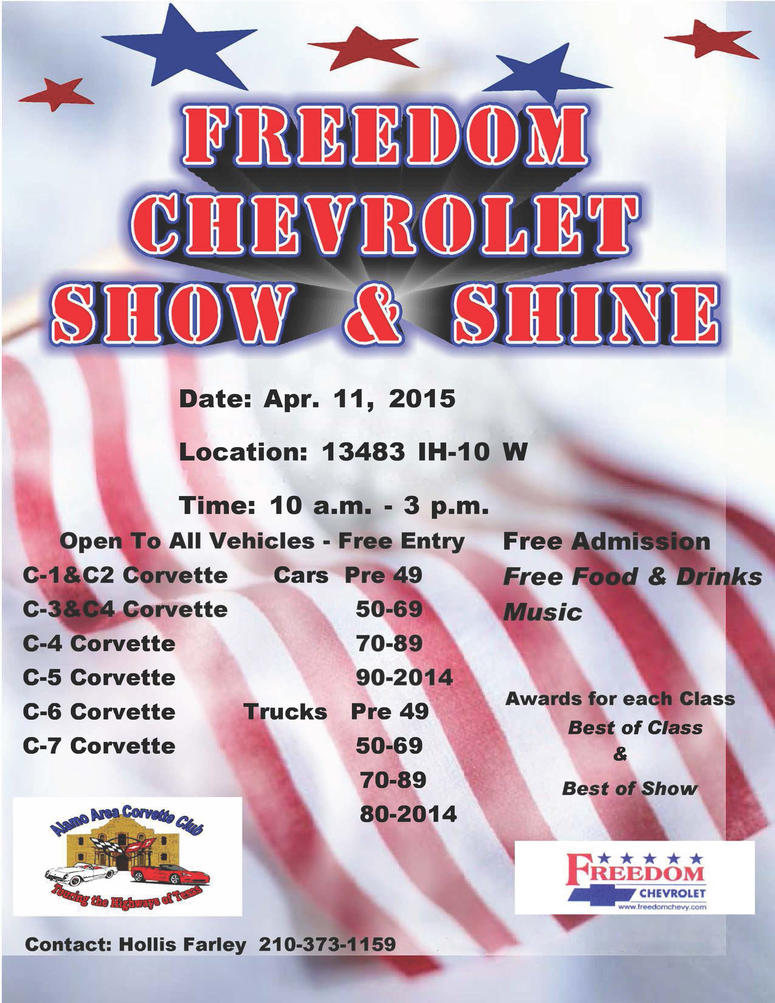 Freedom Show and Shine