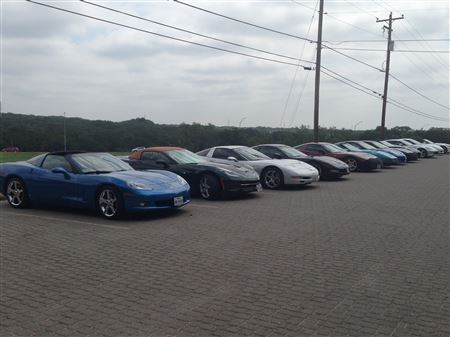 07/19/2014 Wimberly Corvette Run