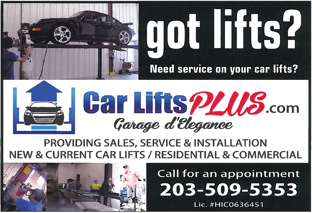 Car Lifts Plus Ad